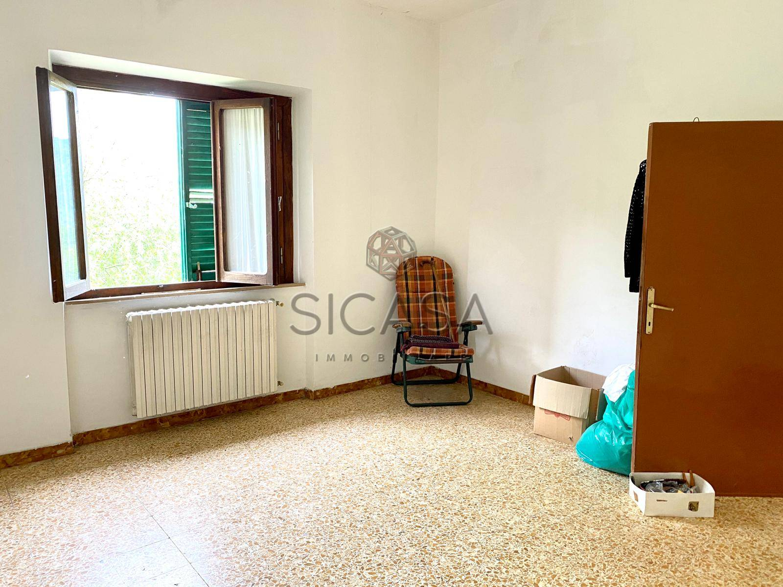Casa singola con terreno edificabile, Anghiari - SICASA ...
